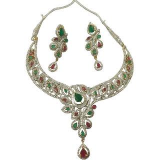 BFI Multi Color Jewellery Set