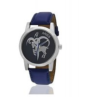 Yepme Riyoz Unisex Watch - Blue