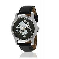 Yepme Elize Unisex Watch - Black