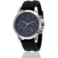 Yepme Mens Chronograph Watch - Blue/Black
