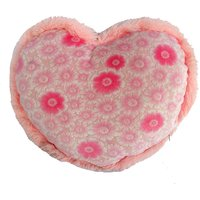 Imported Exclusive Festival Soft Imported Hart Pillow Valentine Gift #3160