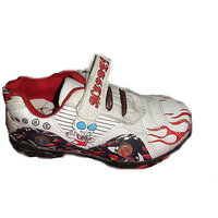 Kids Sports Shoes Red Colour No-93