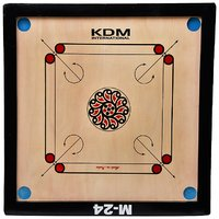 KDM M 24 Carrom Board