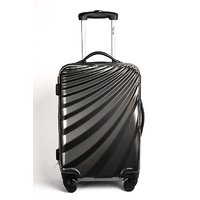Saccus Black 20 Inches Abs/Pc 4 Wheels Trolley