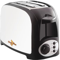 Chef Pro CPT542 750 Watts Pop-up Toaster In White