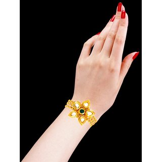 Zaveri Multi-color Bracelet For Women