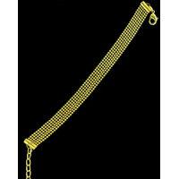 Zaveri Pearls Traditional Six Chain Bracelet -ZPFK3976