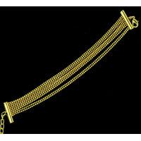 Zaveri Gold Bracelet For Women