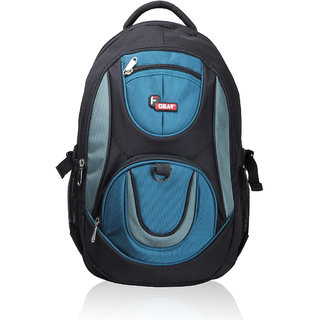 F Gear Axe Aqua Blue Backpack