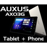 Iberry Auxus Ax03g Tablet  Phone Android Ics 4.0 1gb Ram 24gb 1yr Wrnty