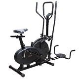 Compare Lifeline Orbitrack Bike Exercise Cycle Dual Handles Home Gym+W Band at Compare Hatke