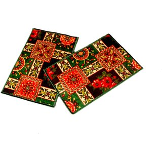 Ritika Carpets Velvet Medium Door Mat   1535