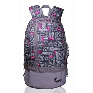 F Gear Burner P6 Strawberry Pink Backpack