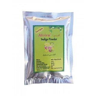 Alvira Indigo Powder  100g X 4 Packs