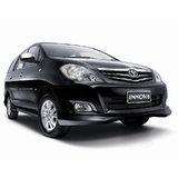 Car Side Beading For Toyota Old Innova - Black Colour
