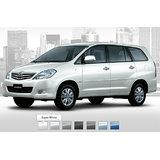 Car Side Beading For Toyota New Innova - Super White Colour