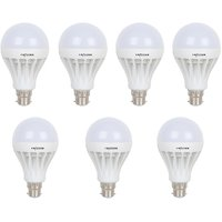 Frazzer 18 W LED BULB ( Combo pack of 7)