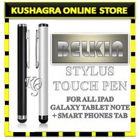BELKIN STYLUS TOUCH PEN FOR ALL IPAD GALAXY TABLET NOTE & SMART PHONES TAB