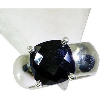Riyo Black Onyx Fashion Silver Jewellery Silver Ring 925 Sz 8 Srbon8-6017