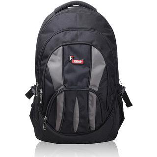 F Gear Adios Black Backpack