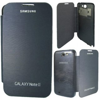 Samsung Galaxy NOTE 2 Flip Cover available at ShopClues for Rs.150