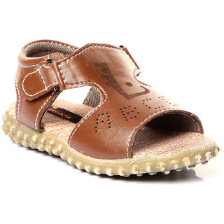 Trilokani Attractive Sandals (TFC32_BROWN)
