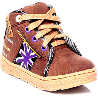 Trilokani Best Party Kids Shoes (TFC19TAN)