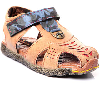 Trilokani Attractive Sandals (TFC30BEIGE)