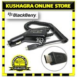 In-Car Charger For Blackberry 9500 8900 8220 (A Company Sealed Product)