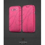 SAMSUNG GALAXY GRAND DUOS I9082 pink KLD OSCAR 2 PREMIUM LEATHER FLIP CASE SAMSUNG GALAXY GRAND DUOS I9082 pink