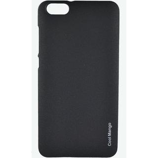Huawei Honor 4x Back Cover / Case - Cool Mango Premium Rubberized - Perfect Black