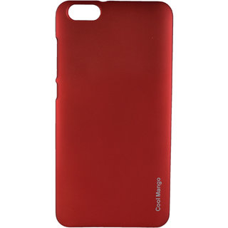 Huawei Honor 4x Back Cover / Case - Cool Mango Premium Rubberized - Perfect Red