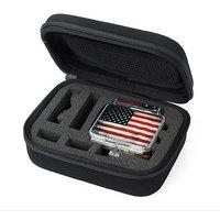 Portable Shockproof EVA Hard Carrying Case Bag For Gopro Hero 2 3 3+ Size S