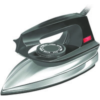 Silverteck Electric Light Weight Dry Iron - Black