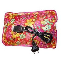 ELECTRIC HEATING GEL PAD - HEAT PAD  RECHARGEABLE   HOT WATER BOTTLE BAG