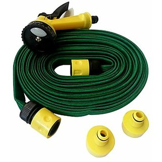 Takecare Spray Gun Wit 10M Water Hose Water Tube Garden Hose For Mahindra Scorpio