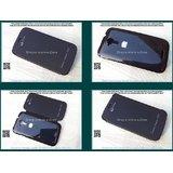 Premium Micromax Canvas Magnus A117 Flip Diary  Case Cover - BLACK + Free HD S/G