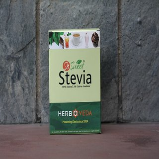 So Sweet Stevia 100 Sachets 100% Natural Sweetener- Sugarfree