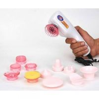 13 In 1 Facial Magnetic Pain Relief Massager Face Massager + 13 Aplicator