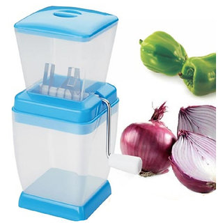 Stylish Onion and Vegetable Chopper available at ShopClues for Rs.75