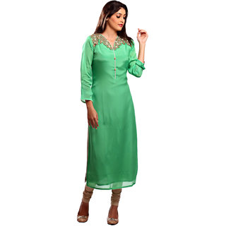 Casual, Festive, Party, Wedding Womens Kurti by Kalanidi