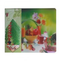 3D Placemats And Coasters - Tableware Pack of 12 by Welhouse India