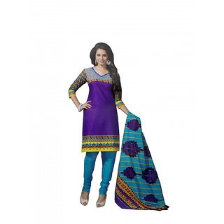 richa cotton drees material (S1034)