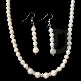 Common Shell Pearls Set