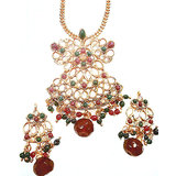Trupti Necklace Set