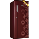 Whirlpool 205 I-Magic 5DG 190L 3 Star Direct Cool Refrigerators (Wine Orchid)