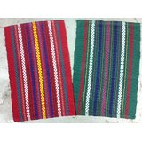 Color Full Door Mat -set Of 2