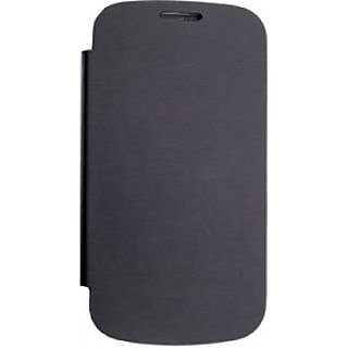 Flip Cover  For Karbonn A 12  Black available at ShopClues for Rs.139