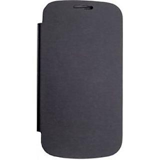 Karbonn Flip Cover  For Karbonn A 19 Black available at ShopClues for Rs.141