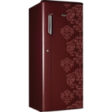 Whirlpool 230 I-Magic 5DG 215L 3 Star Direct Cool Refrigerators (Wine Orchid)